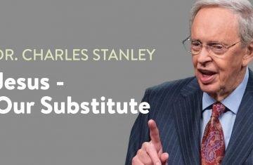 jesus our substitute