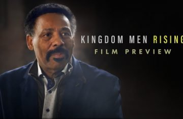 kingdom men rising with tony evans, priscilla shirer, jon kitna, tim brown, and more film preview