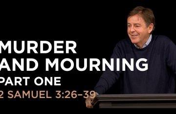 murder and mourning — part one