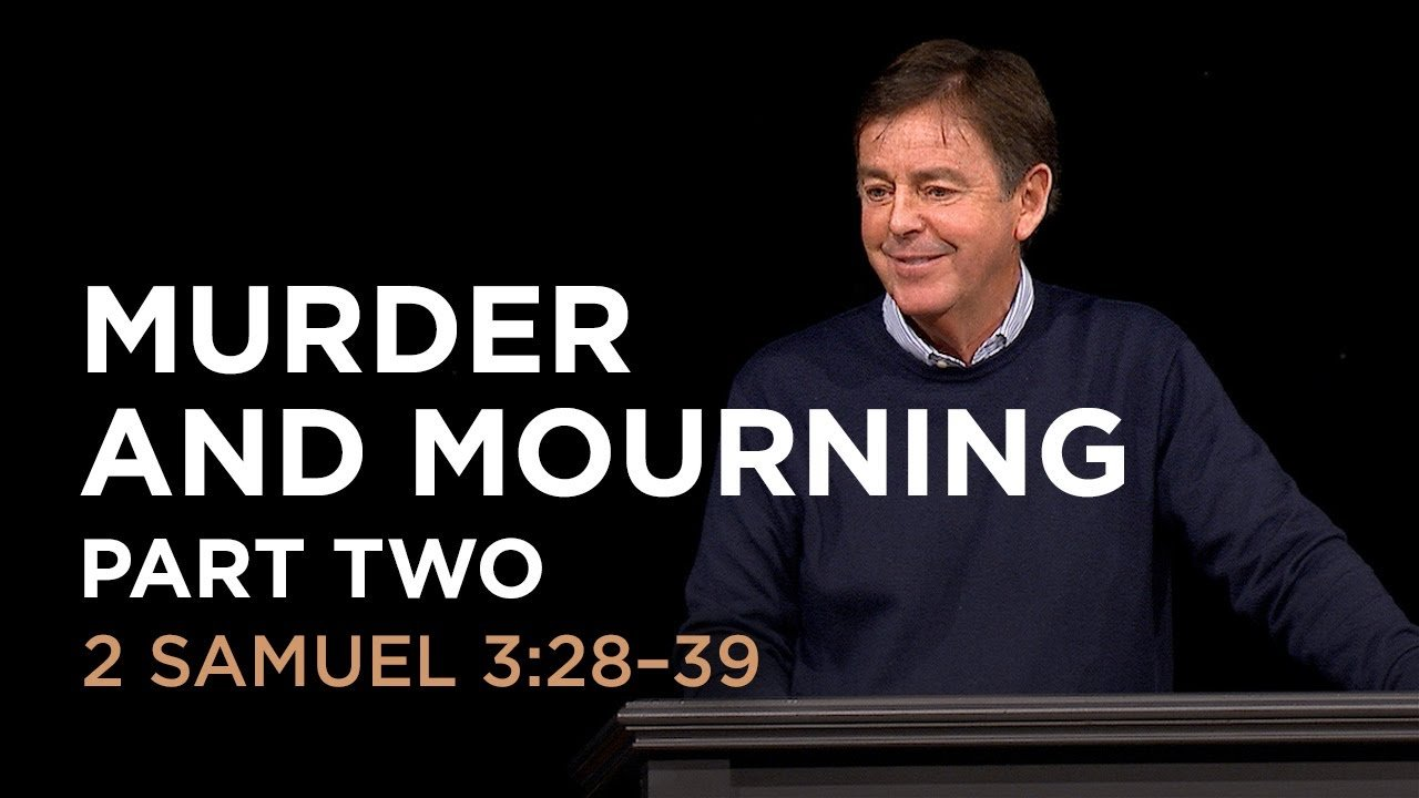 murder and mourning — part two