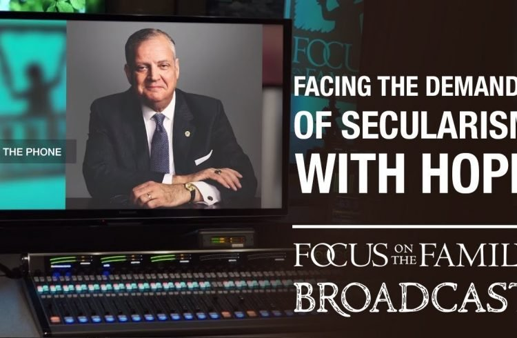 facing the demands of secularism with hope dr. al mohler