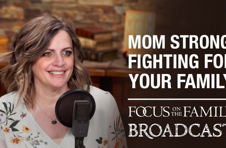 finding new strength as a mom heidi st. john