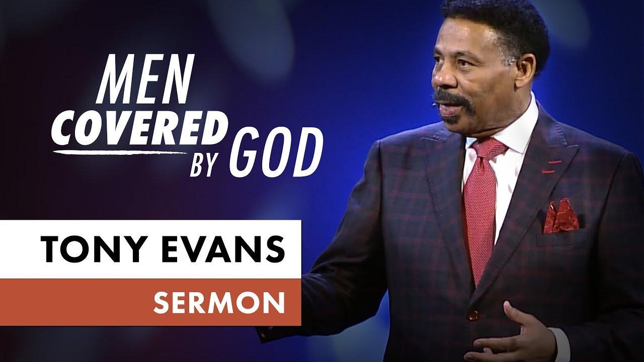 men covered by god