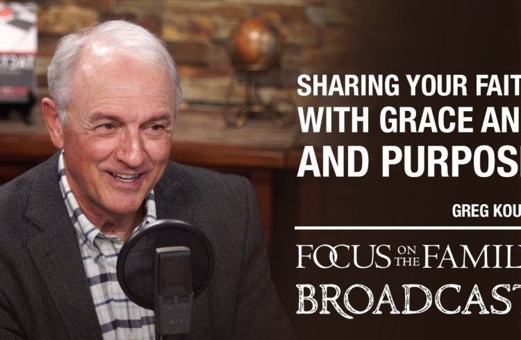 sharing your faith with grace and purpose greg koukl