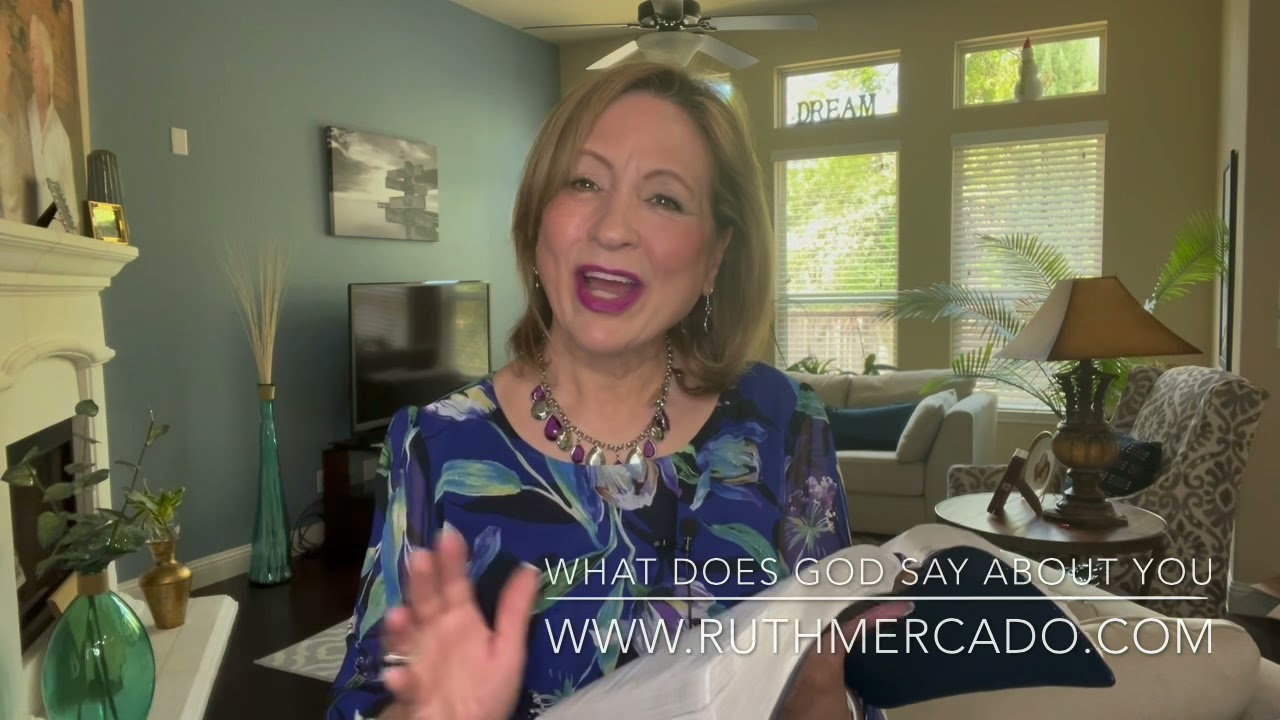 what does god say about you