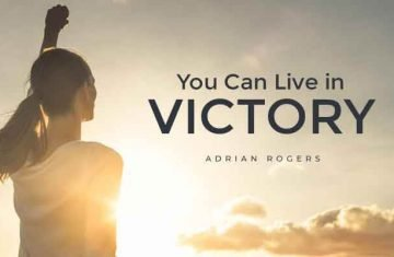 you can live in victory