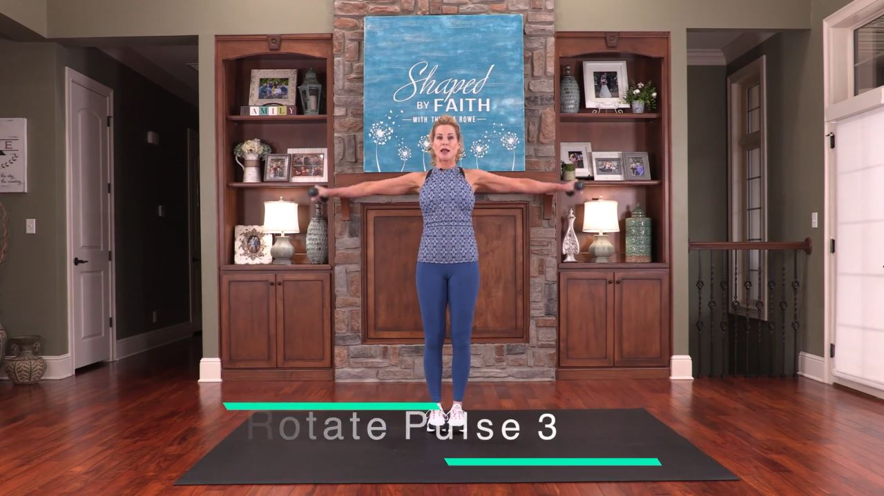 #43 power pilates