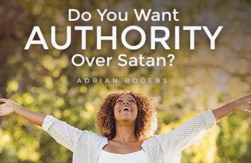 do you want authority over satan