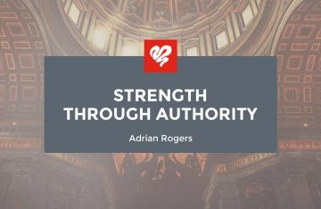 strength through authority