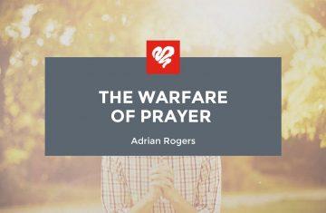 the warfare of prayer