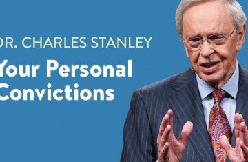 your personal convictions
