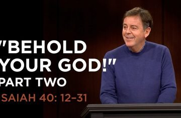 behold your god — part two