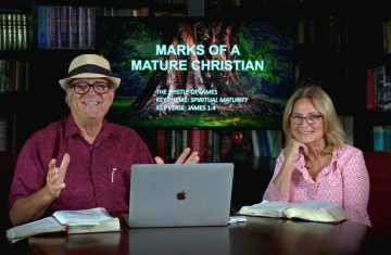 ep 41 marks of a mature christian