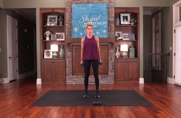 episode #48 full body low impact workout