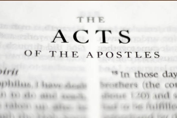 explore the book of acts
