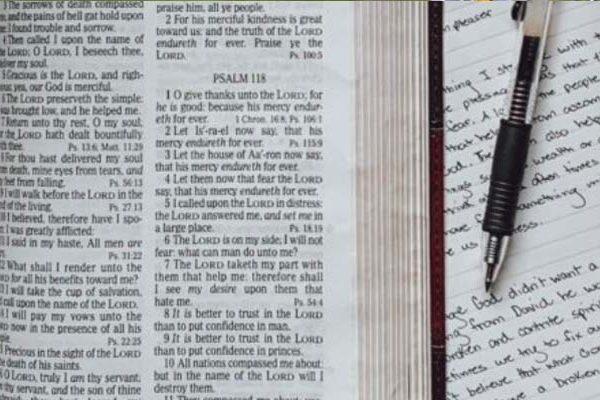 five psalms to pray when the wicked prosper