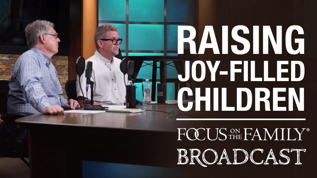 nurturing joy in your child dr. marcus warner & rev. chris coursey