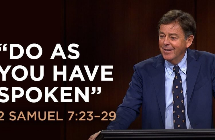 """""""do as you have spoken"""""""