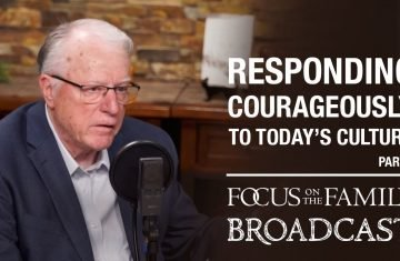 engaging the culture in love and truth (part 2) dr. erwin lutzer