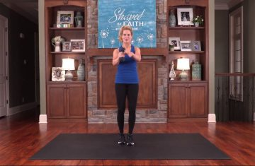 shaped by faith with theresa rowe – episode #49 one weight only workout