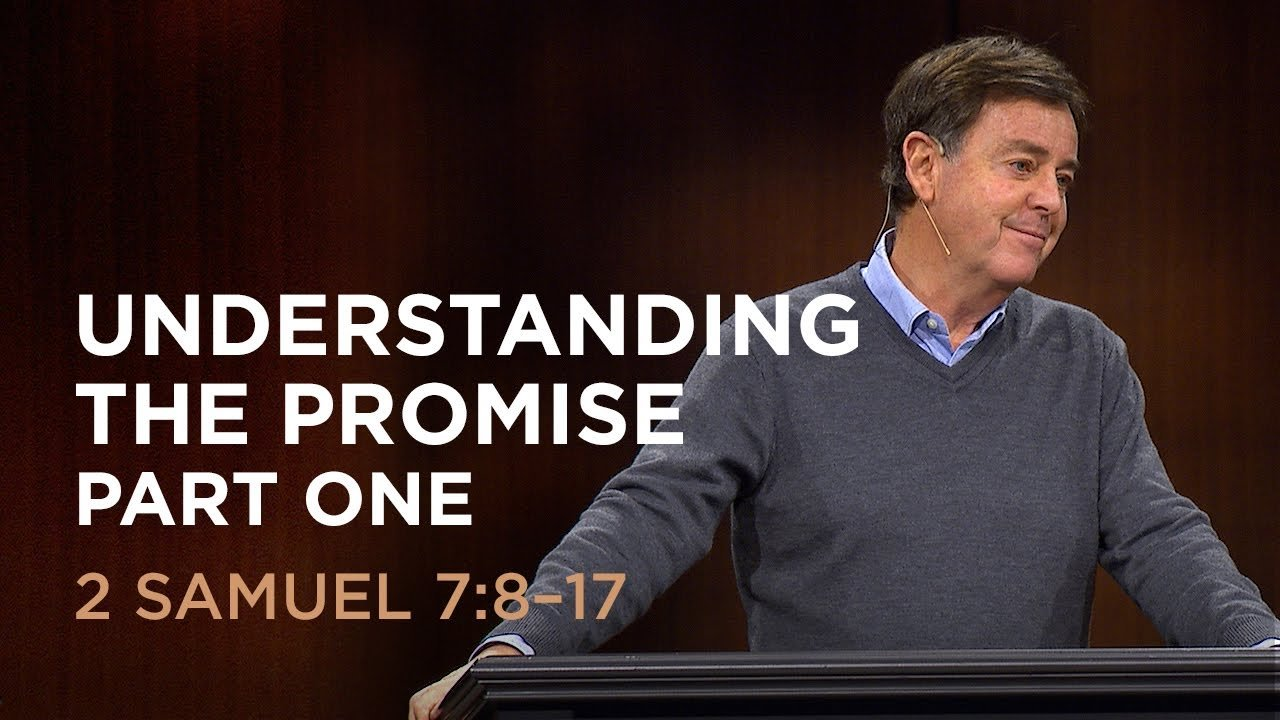 understanding the promise — part one
