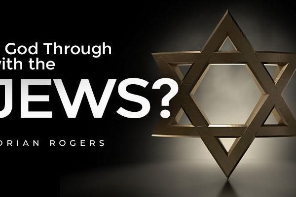 is god through with the jews blog